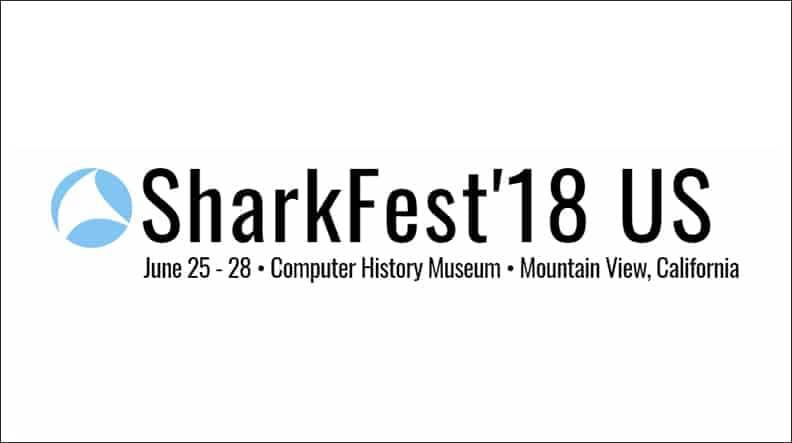 Sharkfest '18 Talk is Live